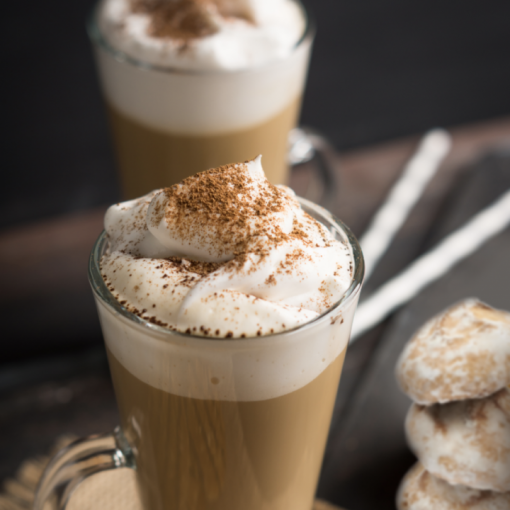 Gingerbread -Latte