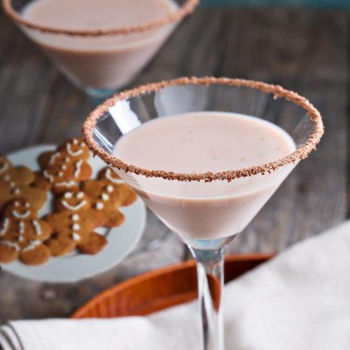 Gingerbread-Martini