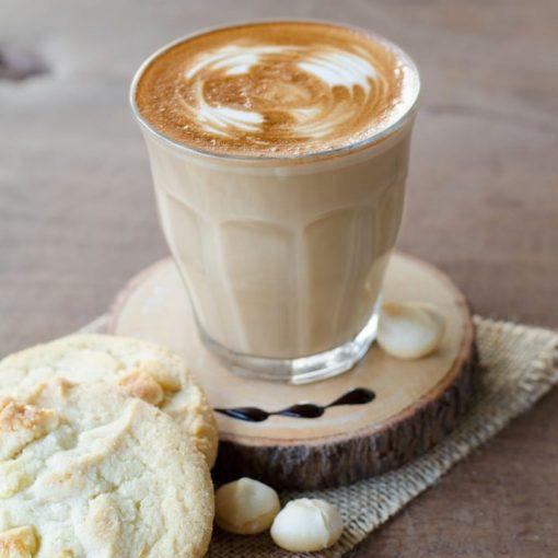 Macadamia-Latte