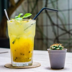 Passionfruit-Cider