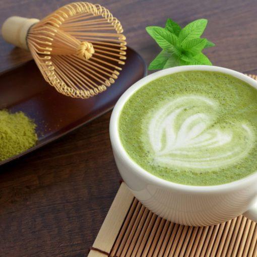 Peppermint-Matcha-Latte