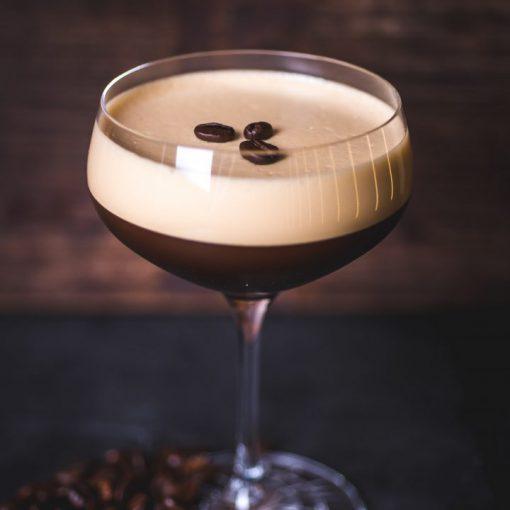 Vanilla-Espresso-Martini