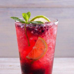 Berrylicious Mojito