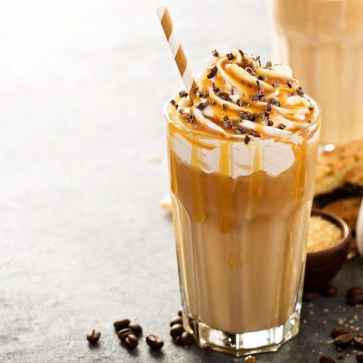 Caramel Mocha Frappe