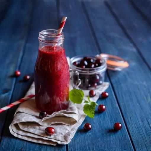 cranberry-avocado-smoothie
