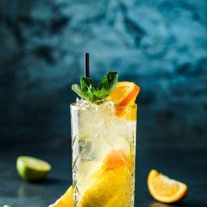 Lemon Ginger & Honey G & T