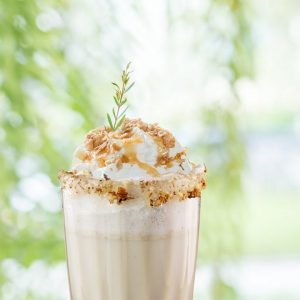 Macadamia Milkshake