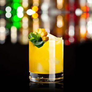 Mango Mule (Non-Alcoholic)