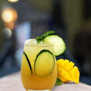 Mango Spritzer (Non-Alcoholic)