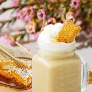 Manuka Honey Milkshake