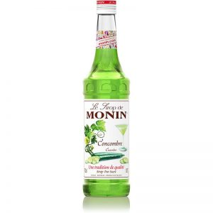 Monin Cucumber Syrup