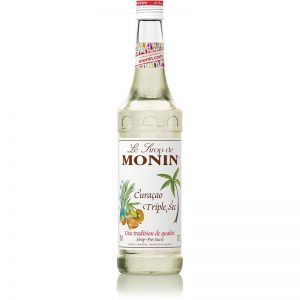 Monin Curacao Triple Sec Syrup