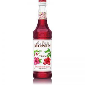 Monin Hibiscus Syrup