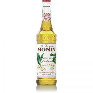 Monin Macadamia Syrup