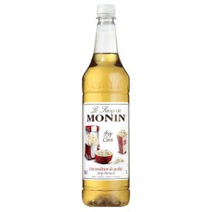 Monin Popcorn Syrup 1L