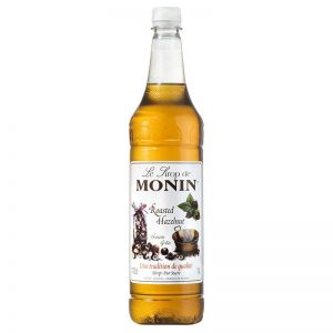 Monin Roasted Hazelnut Syrup 1L