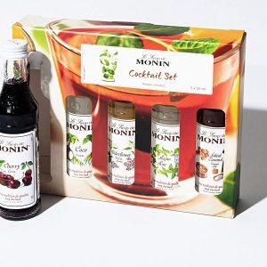 Monin Syrup Cocktail Kit 5x50ml