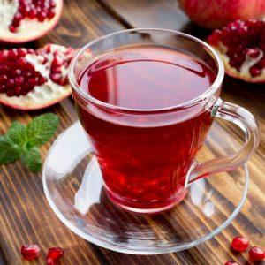 Pomegranate Fruit Infusion
