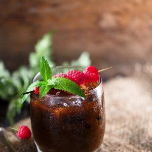 Raspberry Coke