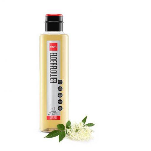 SHOTT Elderflower Syrup 1L
