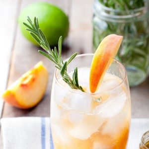 Triple Peach Cider