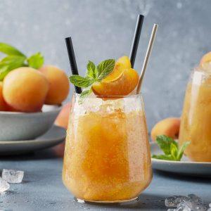 Triple Peach Soda