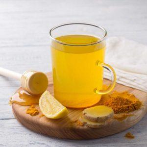 Lemon Ginger & Honey Fruit Infusion