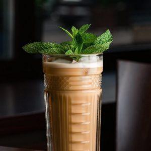 Wild Peppermint Iced Coffee