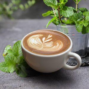 Wild Peppermint Latte