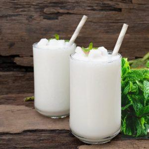 Wild Peppermint Milkshake
